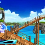 Sonic Generations 3DS Emerald Coast October Screenshots 4