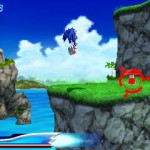 Sonic Generations 3DS Emerald Coast October Screenshots 5