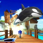 Sonic Generations 3DS Emerald Coast October Screenshots 6