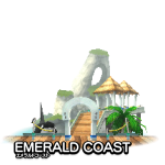 Sonic Generations 3DS Emerald Coast image