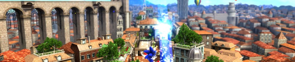 Sonic Generations to Get Physical PC Release in Europe
