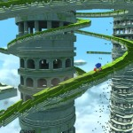 Sonic Generations Sky Sanctuary Zone Screenshots 3