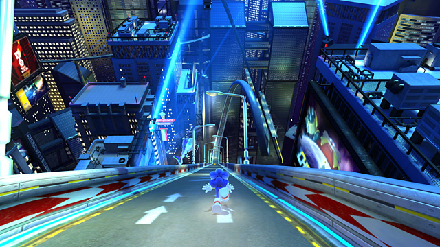 Sonic Generations Speed Highway Screenshots 4
