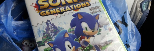 Best Buy Stores in US Break Sonic Generations' Street Date
