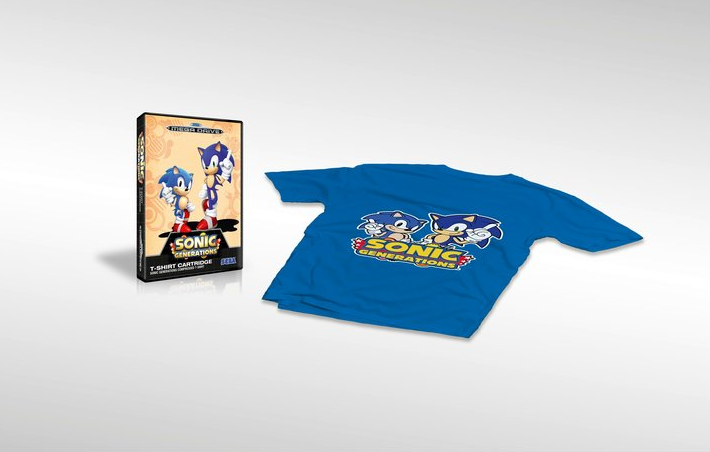 Spain Sonic Generations T-Shirt