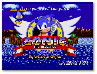 """Sonic the Hedgehog: Omochao Edition"" Will Test Your Skill, Patience"
