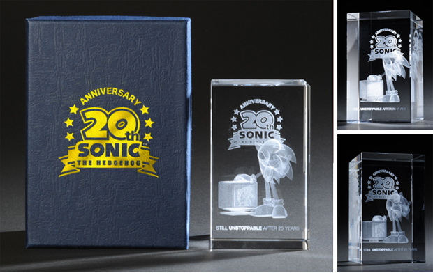 Sonic 20th Anniversary Set Japan 2
