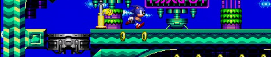 Sonic CD Xbox Live Achievements Revealed