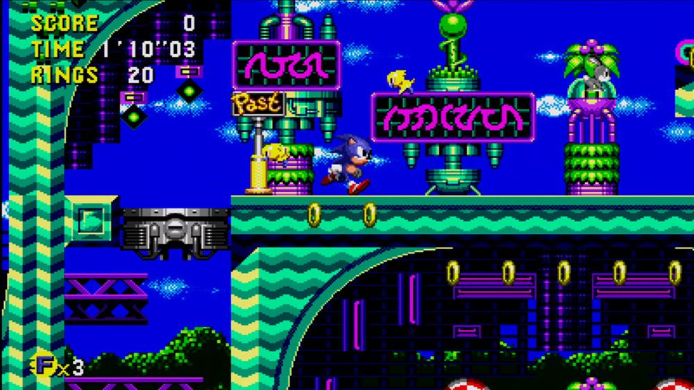 Sonic CD Xbox 360 Screenshots 3