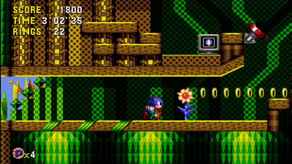 Sonic CD Xbox 360 Screenshots 5