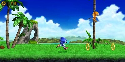 Sonic Generations 3DS Launch Trailer