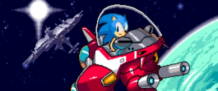 This is What Sonic Cosmo Fighter Galaxy Patrol Plays Like