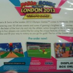 Mario & Sonic London 2012 3DS Display Case 1