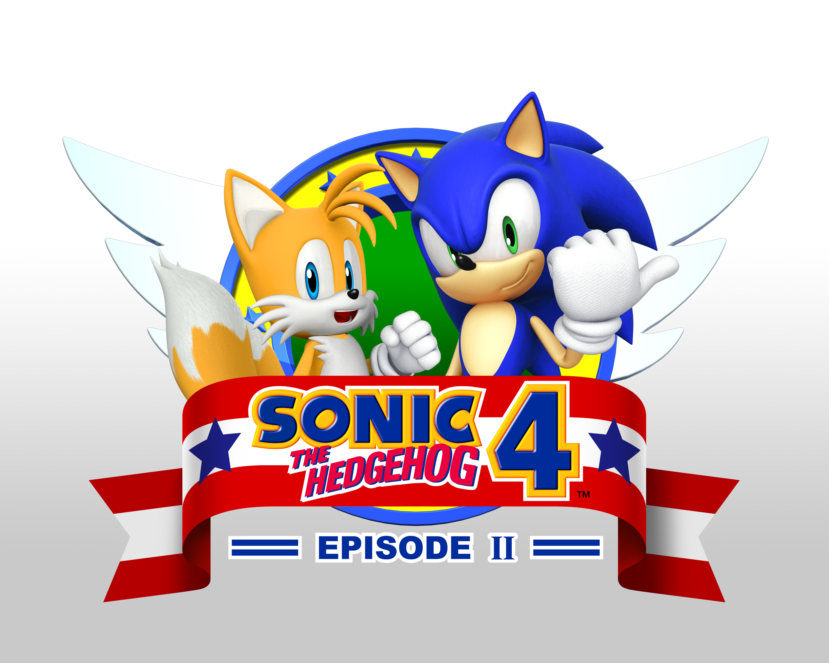 Sonic the Hedgehog 4 Episode 2 logo