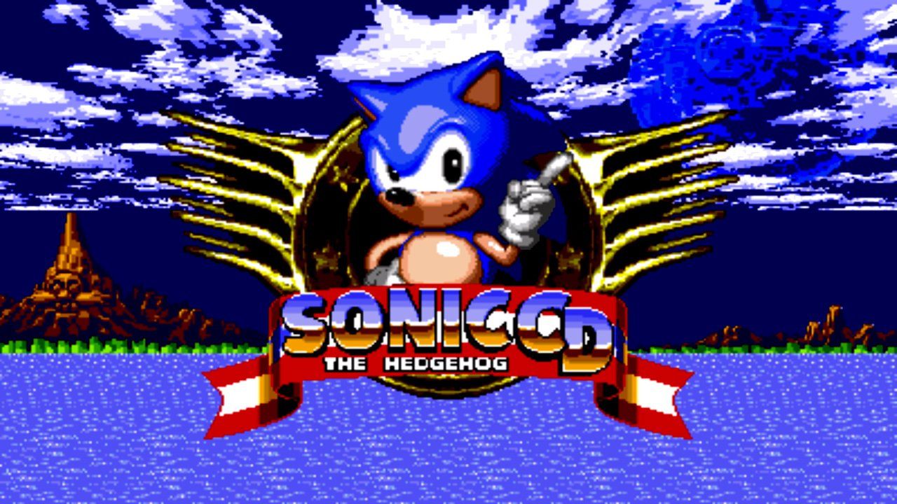 Sonic CD Now Free to Download for Nokia Lumia Windows Phone 7 & 8