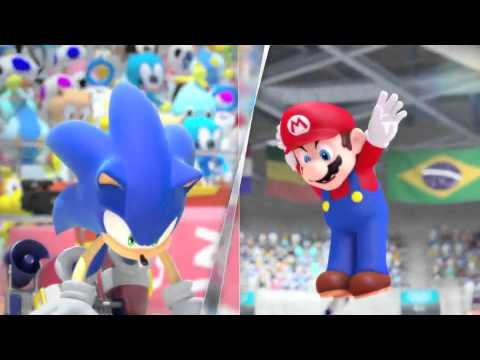 Mario & Sonic at the London 2012 Olympic Games Demo Available Now On 3DS E-Shop