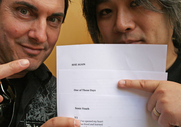 Johnny Gioeli Speaks About New Crush 40 Songs