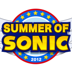 Summer of Sonic 2012 Logo