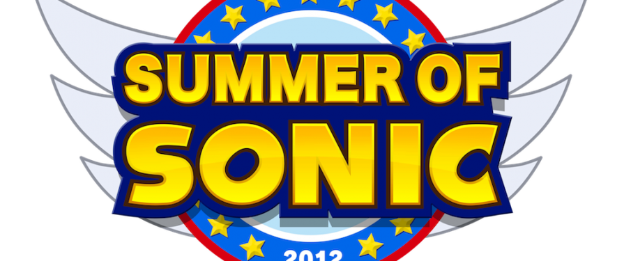 Crush 40, Summer of Sonic Venue Announcement!