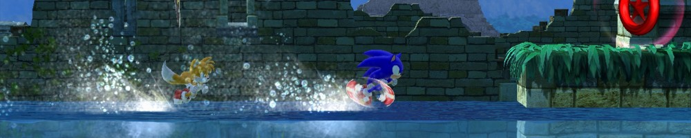 SEGA Europe Releases More Sonic 4: Episode 2 Screenshots