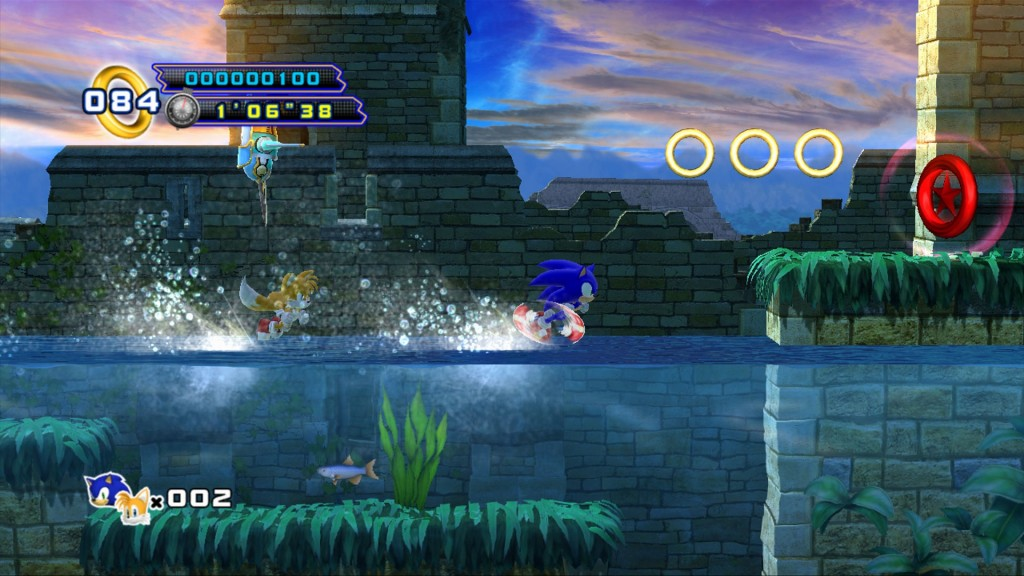 SEGA Europe Sonic 4 Episode 2 Screenshots 1 | The Sonic Stadium
