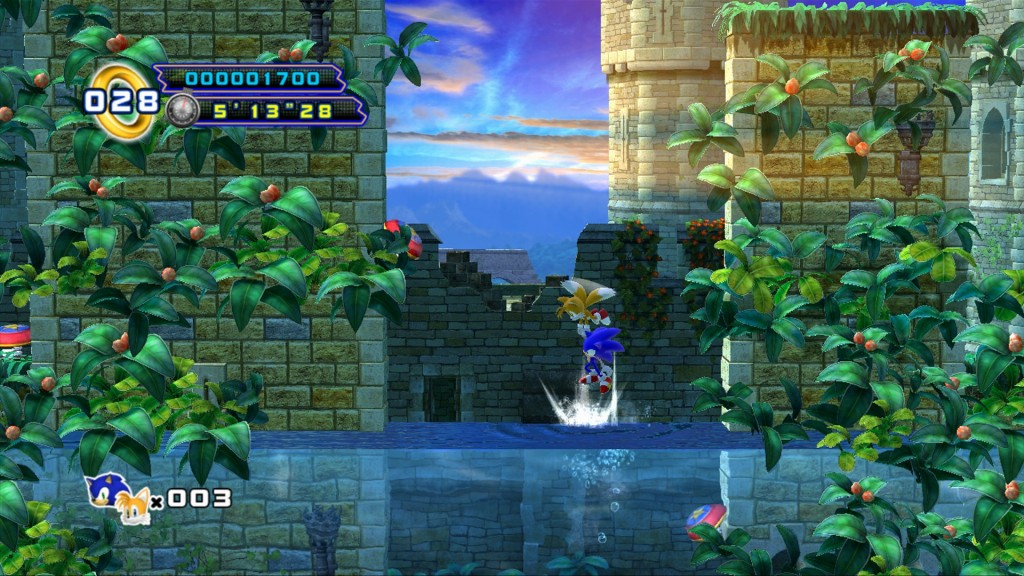 SEGA Europe Sonic 4 Episode 2 Screenshots 3 | The Sonic Stadium