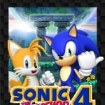 Sonic 4 Episode 2 Box Art