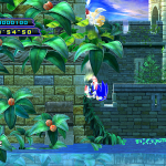 Sonic 4 Episode 2 Zone 1 Act 1 Screen 1