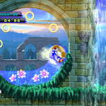 Sonic 4 Episode 2 Zone 1 Act 1 Screen 3