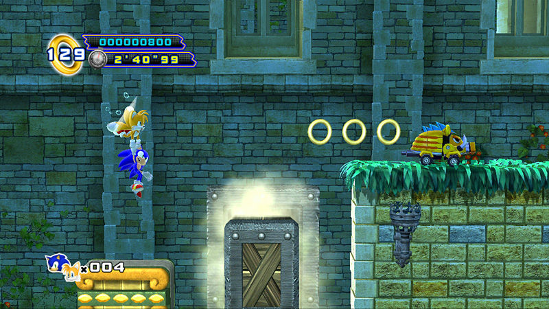 Sonic 4: Episode 2 Japanese Website Now Open, New Screenshots