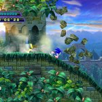 Sonic 4 Episode 2 Zone 1 Act 2 Screen 1