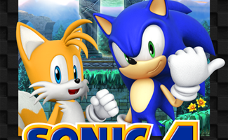 Sonic 4 Episode 2 box art full