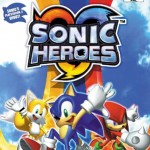 Sonic Heroes EU PS2 Box Art