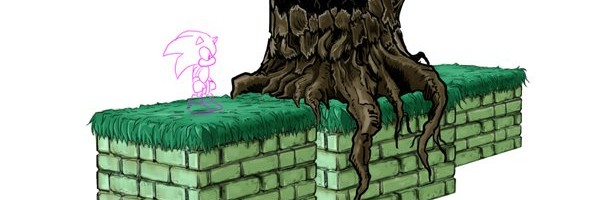 Tree-t Yourself to This Week's Sonic 4-2 Concept Art