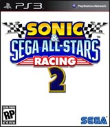Sonic & SEGA All-Stars Racing 2 PS3 temporary box art