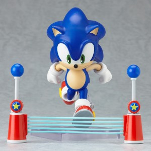 Sonic Nendoroid Figure 2012 (Feature)