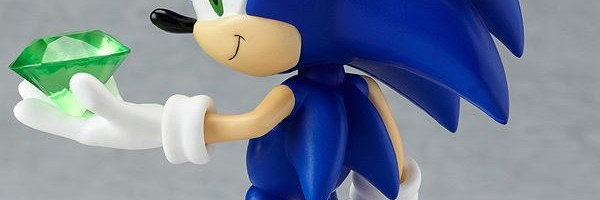 Go Figure… Sonic Nendoroids Now In Stock!