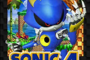 Metal Sonic Playable in Sonic 4. Release Date