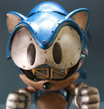 If Sonic Were a Power Ranger…
