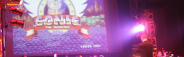 Video Games Live to Broadcast the Sonic Segment Live: It's Over, You're Too Slow!
