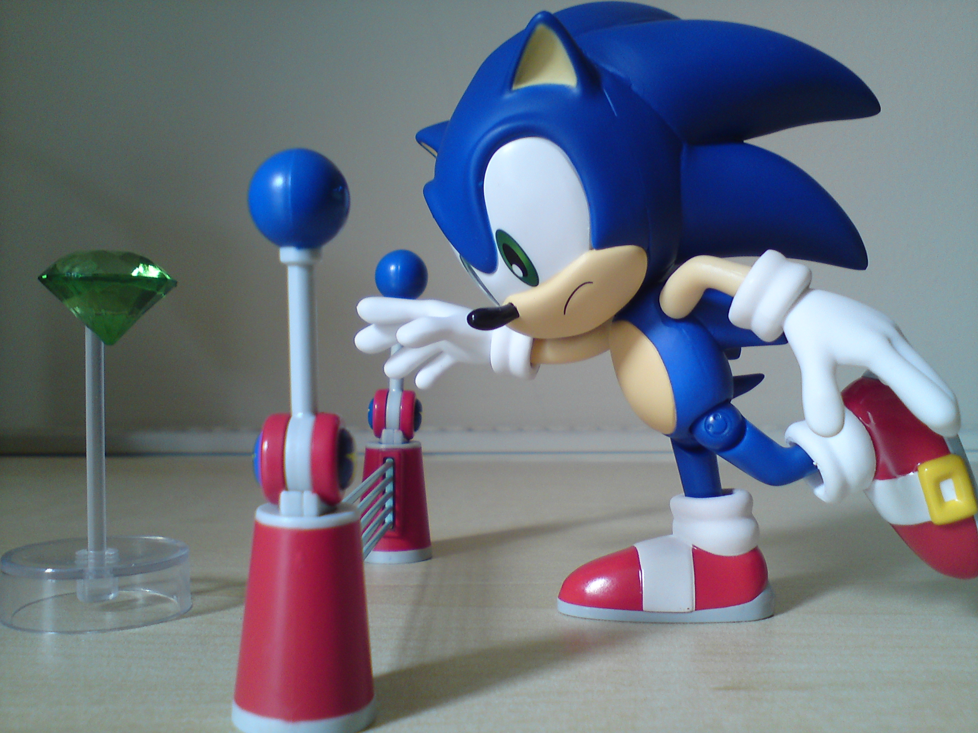 TSS Review: Sonic the Hedgehog Nendoroid Figure