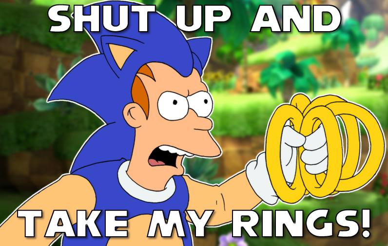 Shut Up and Take My Rings!