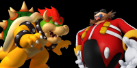 Mash-Up Monday: The Final Showdown! Bowser vs Robotnik!