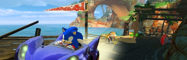 Sega Superstars Tennis plus Sonic and Sega All-Stars Racing coming to the Mac this summer
