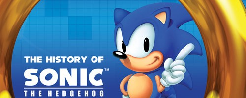 The History of Sonic the Hedgehog Book gets a Collectors Edition