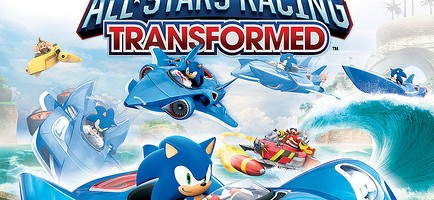 Metal Sonic & OutRun Bay For ASRT Bonus Edition