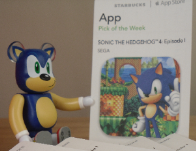 Giveaway! Go to Starbucks, Get Sonic 4 Episode 1 For Free!