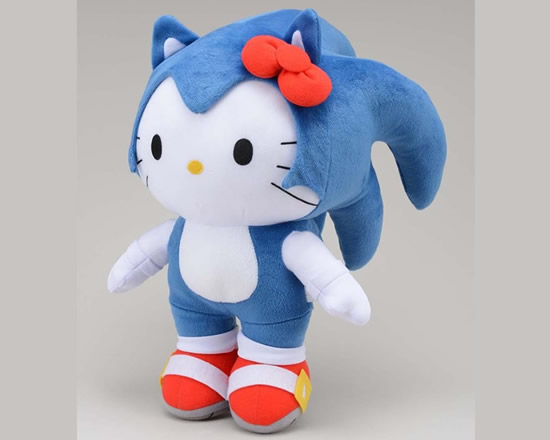 Sega Announces Sonic X Hello Kitty… again!
