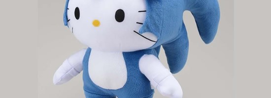 Win A Sonic X Hello Kitty Plush with TSSZ News