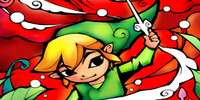 Mash-Up Monday: Dear Wind Waker